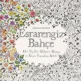 Esrarengiz Bahce: Her Yas Icin Bulmaca, Boyama ve Desen Tamamlama Kitabi