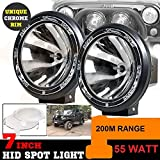 #10: HID Xenon Fog Light Lamps For All Offroading SUV's & Car's 7
