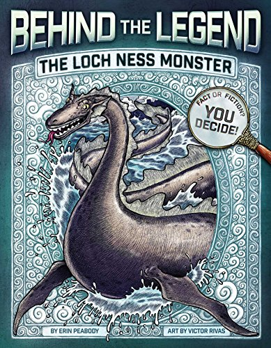 Descargar Libros Ingles The Loch Ness Monster (Behind the Legend Book 1) Libro PDF