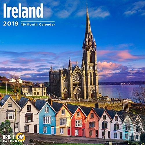 Ireland 2019 Wandkalender, 30,5 x 30,5 cm