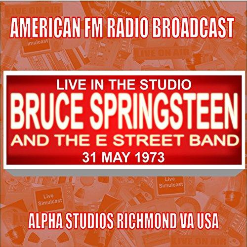 Bruce Chats (Studio Talk) [Live 1973 Wgoe-FM Broadcast]