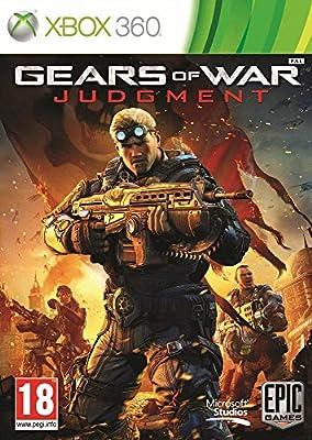 Console Xbox 360 250 Go + Gears Of War: Judgment [Importación Francesa]