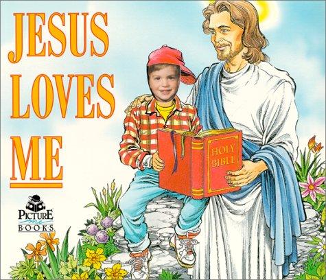 Jesus Loves Me Boy
