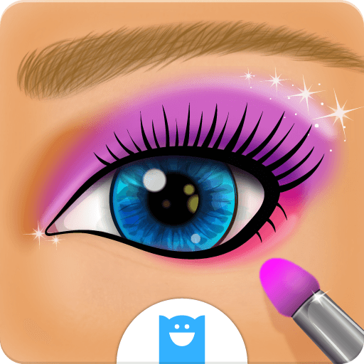 Eye Makeup - Salon Games for Girls (Salon-grafik)