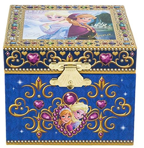 Musical Kostüm Elsa - Disney Parks Frozen Elsa Anna Musical Jewelry Box NEW by Disney