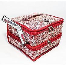 f05479607 Organizador de costura ideas rojo