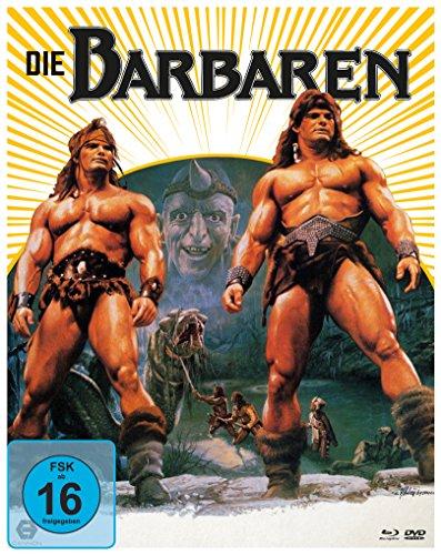 Die Barbaren (Mediabook, 1 Blu-ray + 2 DVDs)