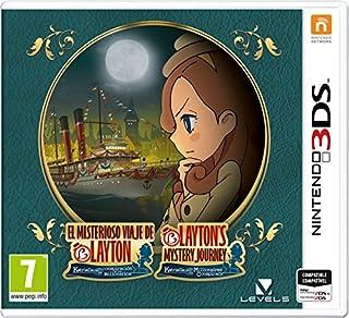 El Misterioso Viaje De Layton: Katrielle Y La Conspiración De Los Millonarios - Edición Estándar (B0759TP32T) | Amazon Products