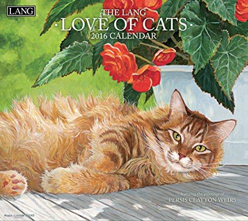 lang-amor-de-gatos-2016-calendario-de-pared-por-persis-clayton-weirs-enero-2016-a-diciembre-2016-133