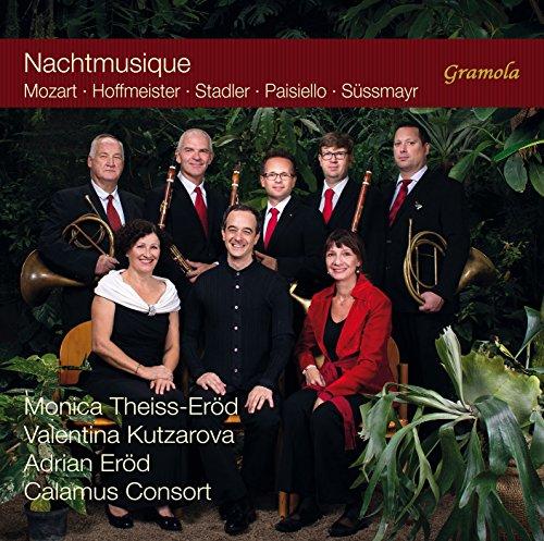 Various: Nachtmusique - Erod - 2017