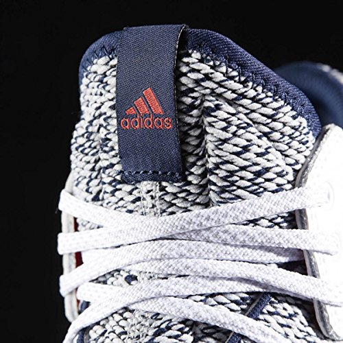 adidas Rise Up, Chaussures de Basketball Homme Noir (Negbas/neguti/ftwbla)
