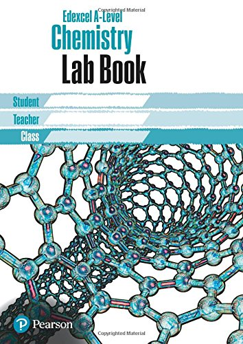 Edexcel AS/A level Chemistry Lab Book for sale  Delivered anywhere in UK