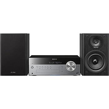 Sony CMT-SBT100 Chaîne Hifi 2 x 25W Bluetooth/NFC - Noir