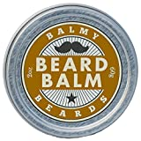 Best Beard Balm for Men – Premium barba balsamo, Shaper, ammorbidente e Addensante – 100% all Natural – cresce e per ravvivare la vostra barba e baffi