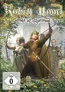 Robin Hood : Secrets of Sherwood Forest [import allemand]