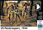 """Masterbox 1:35 Scale """"US Paratroops 1..."""