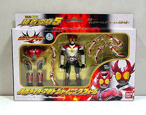 Figuarts Masked Masked Rider Agito Grand Forma New Varieties Are Introduced One After Another H Bandai S