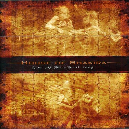 Preisvergleich Produktbild House of Shakira - Live at Firefest