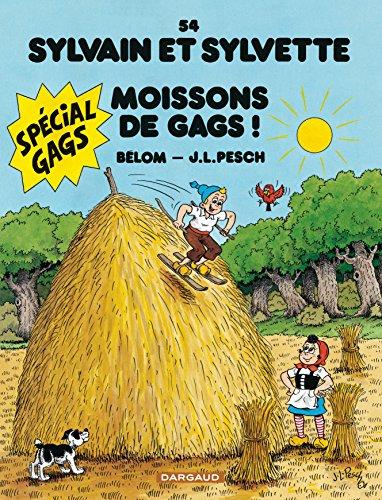Sylvain et Sylvette - tome 54 - Moissons De Gags !