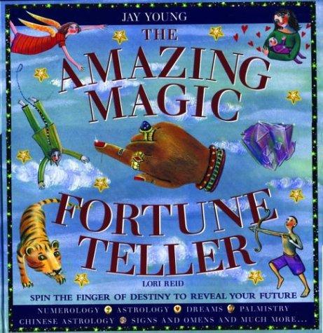 The Amazing Magic Fortune Teller (Magic Finger Book)