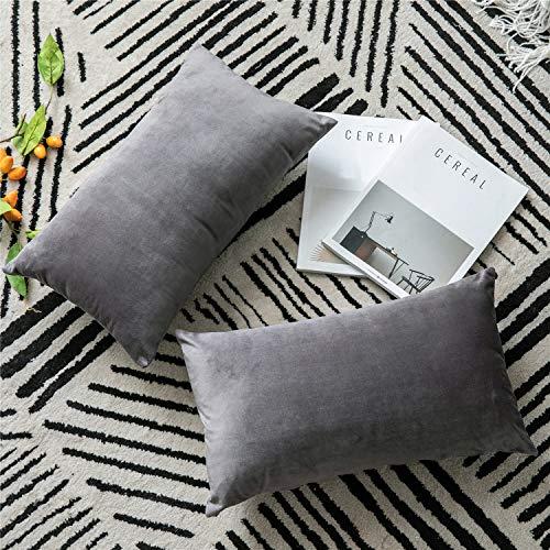 Funda cojín, paquete 2, fundas almohada decorativas