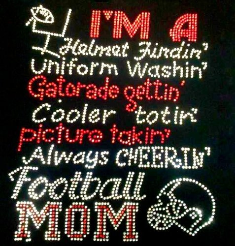 football-mom-gatorade-helmet-finding-cheering-rhinestone-transfer-iron-on-by-appm-rhinestone-transfe