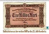 Geldscheine aus der ersten Hälfte des 20. JahrhundertsAltes Geld: Schöne Scheine (Wandkalender 2019 DIN A3 quer): Altes Geld: Schöne Scheine (Monatskalender, 14 Seiten ) (CALVENDO Wissen)