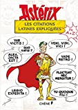 Telecharger Livres Asterix Les citations latines expliquees (PDF,EPUB,MOBI) gratuits en Francaise