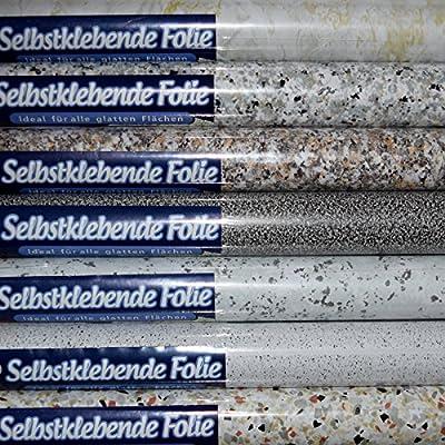 (058 Möbelfolie Küchenfolie Klebefolie Dekofolie selbstklebende Folie 200 x 45cm