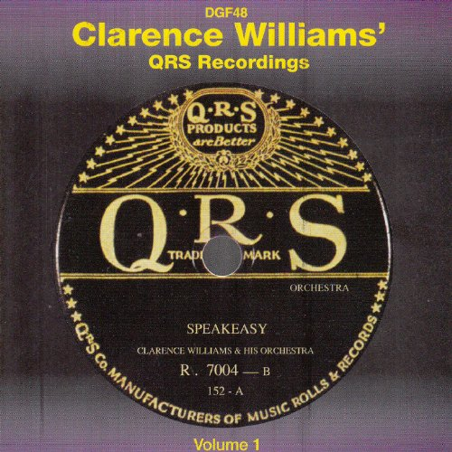clarence-williams-qrs-recordings-vol-1