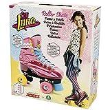 Soy Luna - Patines training con 4 ruedas, talla 30 - 31 (Giochi Preziosi YLU00421)