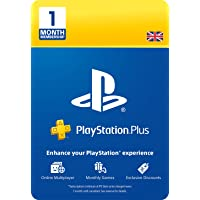 PlayStation Plus: 1 Month Membership | PS5/PS4/PS3 | PSN Download Code - UK Account