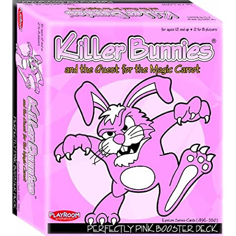 Killer Bunnies and the Quest for the Magic Carrot: Perfectly Pink