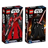 Lego Star Wars 2er Set 75529 75117 Elite Praetorian Guard + Kylo Ren Rogue One Actionfigur