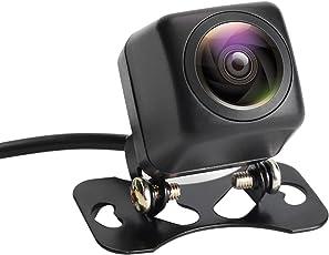 Rückfahrkamera Einparkhilfe Rückfahrsystem Color HD CMOS 170° Winkel Nachtsichtfunktion IP68 Wasserdicht von POMILE