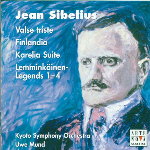 Sibelius: Valse Triste / Finlandia / Legenden 1 - 4
