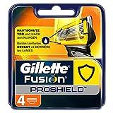 Gillette Fusion ProShield Rasierklingen, 4Stück