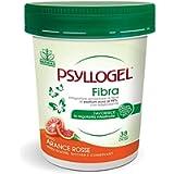 Nathura Psyllogel Fibra - Arance Rosse - Integratore Alimentare Di Fibra Di Psyllium - 170 Gr