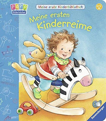 Meine ersten Kinderreime (Meine erste Kinderbibliothek) - Partnerlink