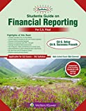 Students Guide on Financial Reporting - CA Final - Old Syllabus