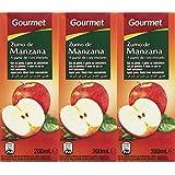 Gourmet Zumo de Manzana - Pack de 3 x 20 cl - Total: 600 ml