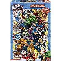 Marvel - Puzzle, 500 piezas (Educa 15560)