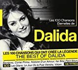 """Afficher """"100 chansons éternelles de dalida (Les)"""""""