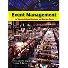 Event Management (Pearson Custom Library: Hospitality and Culinary Arts)