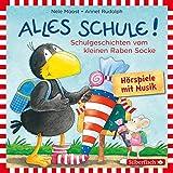 Alles Schule! Schulgeschichten vom kleinen Raben Socke: 1 CD (Kleiner Rabe Socke)
