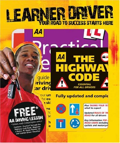 AA the Learner Driver Kit