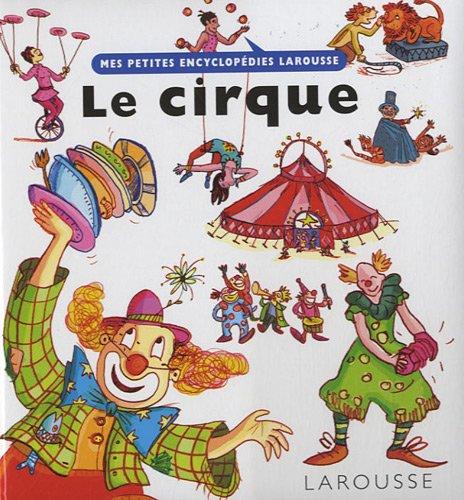 Le cirque par Anne Bouin