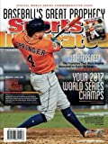 Sports Illustrated Houston Astros 2017 World Series Champions Special Commemorative Issue - George Springer Cover: Baseball's Great Prophecy