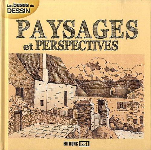 Paysages et perspectives par L Guillaume