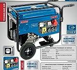 SCHEPPACH SG7000 Stromerzeuger Notstromaggregat Generator, Benzin, 13PS ***NEU***